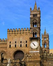 Photo: Duomo, Palermo Sicily