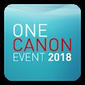 One Canon Event 2018 icon