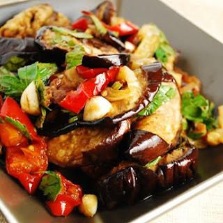 Moroccan Eggplant Salad.