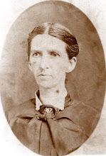 Photo: Millie Elizabeth Lovelace Holman, wife of Absolem, daughter of Archibald & Nancy Holman Lovelane