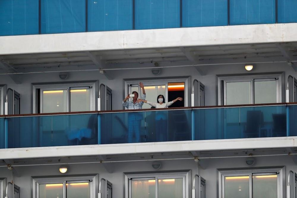 Coronavirus cases on Japan ship rise to 355 - TimesLIVE