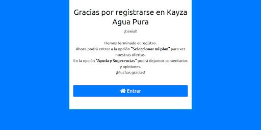 Kayza Agua Pura screenshot 8