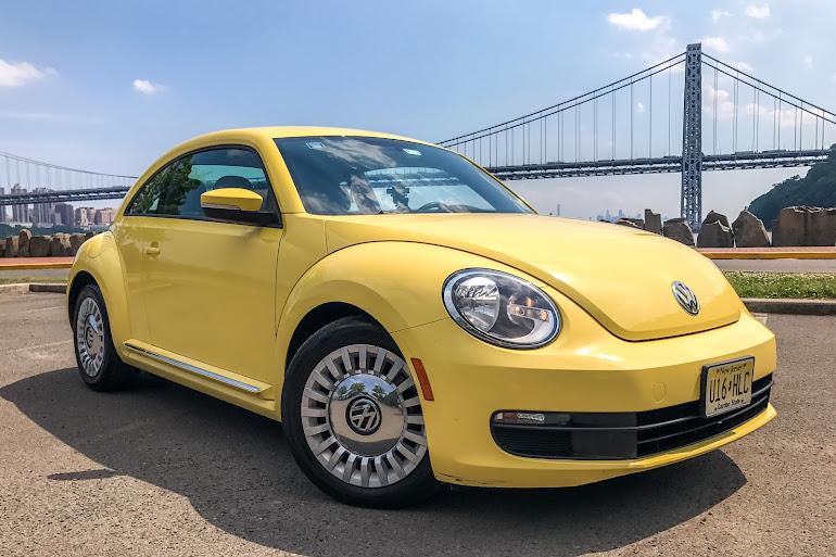 rent a yellow rush volkswagen beetle in jersey city - getaround