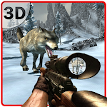 3D Wild Wolf Hunter Simulator Icon
