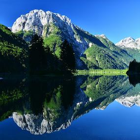 Odsev 1 by Bojan Kolman - Landscapes Mountains & Hills (  )