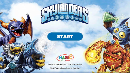 Magic Kinder Skylanders for PC