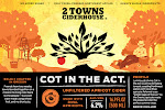 2 Towns Ciderhouse - Cot In The Act