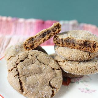 Pumpkin Ginger Cookies