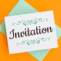 Invitation Card Maker, Invite Maker (RSVP) icon