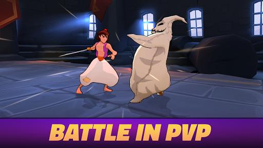 Disney Sorcerer's Arena apkdebit screenshots 7