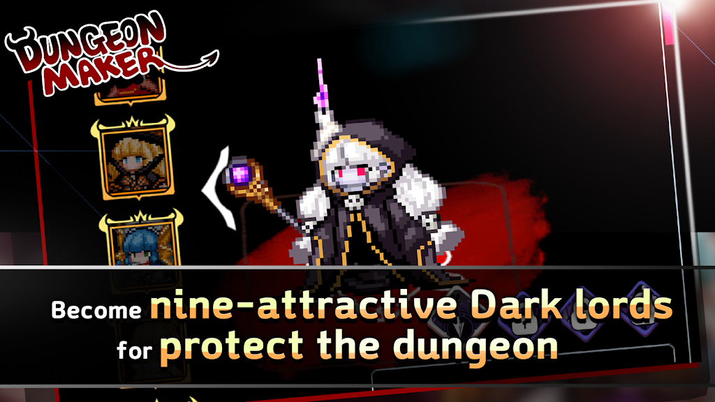 Dungeon Maker  poster 0