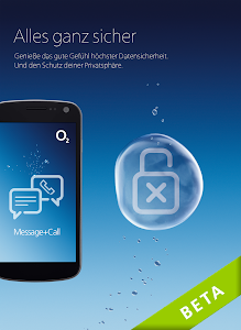 o2 Message+Call screenshot 1