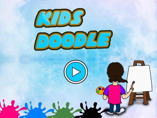 Kids Doodle - Draw Paint
