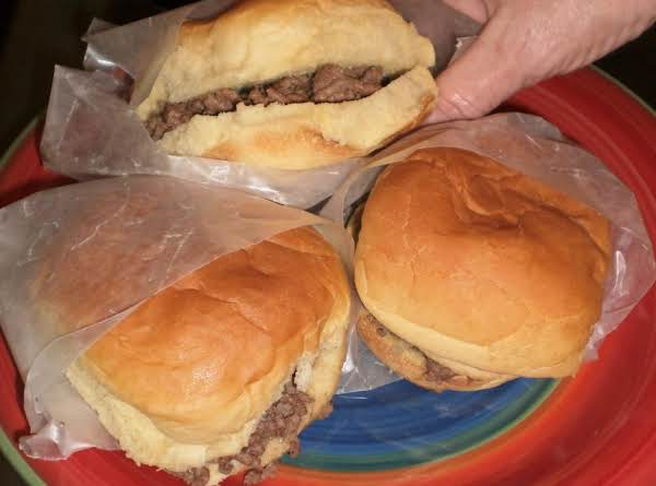 Made Right Beef Sandwich