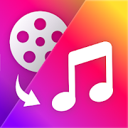 Conver Video To MP3  Free Video To Audio Extractor