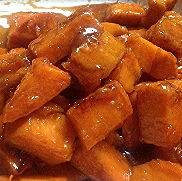Country Glazed Sweet Potatoes Recipe