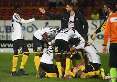 Sporting Lokeren is terug een ploeg om rekening mee te houden
