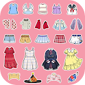 Vlinder Doll-Dress up Games, Avatar Creator icon