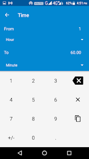 All In One Calculator Pro Screenshot