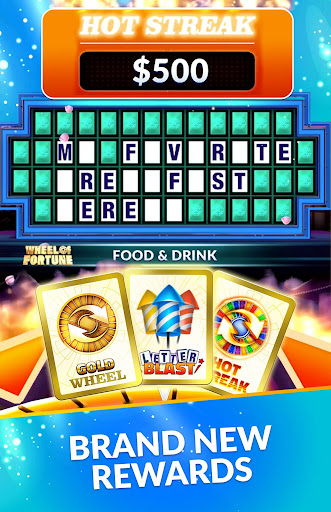 Wheel of Fortune: Free Play 3.50 screenshots 9