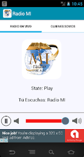Radio MI- screenshot thumbnail