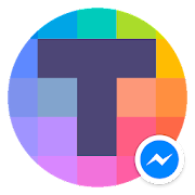 Talkz for Messenger - Stickers 2.1.15 Icon