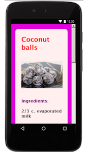 Chocolate Recipes screenshot 5