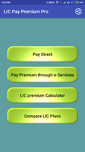LIC Pay Premium for LIC Pro - náhled