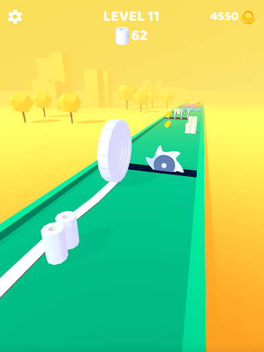 Paper Line - Toilet paper game  screenshots 9