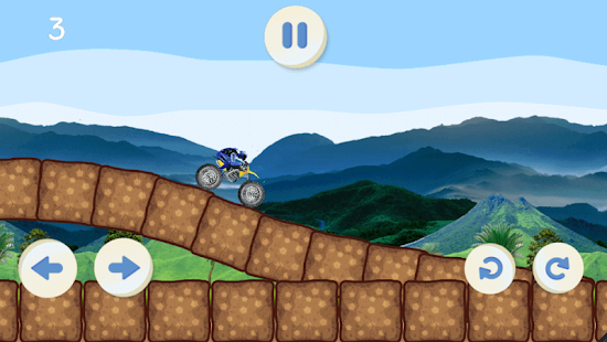 Motorbike Hunter Game- screenshot thumbnail