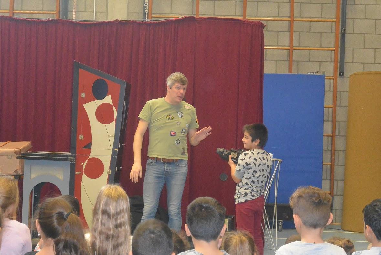 Kindertheater : 'Later als ik groot zal worden.