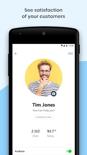 Smartsupp chat screenshots 6