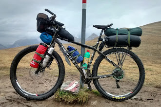 Photo: Less gear for my journey through the Alps (2014)