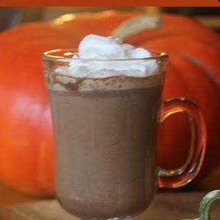 Real Pumpkin Mocha Latte Recipe