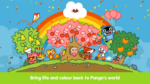 Screenshot for Pango Kumo Weather in United States Play Store
