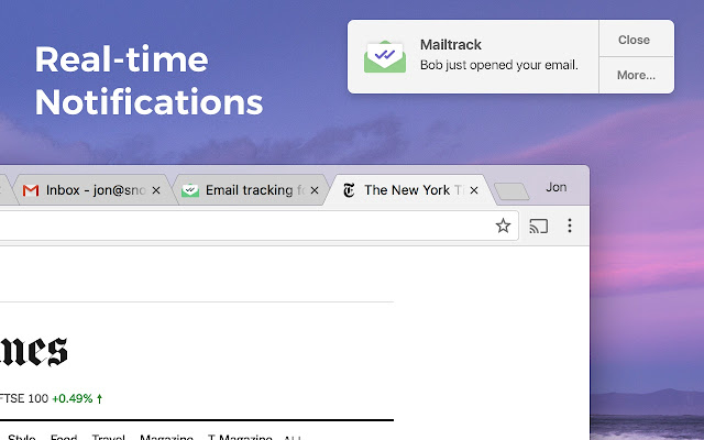 Email Tracking for Gmail - Mailtrack