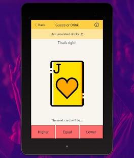 Game Of Shots Drinking Games Screenshot Thumbnail