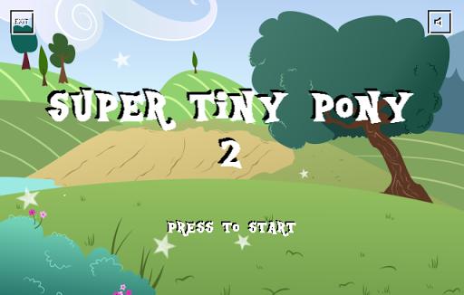 Super Tiny Pony 2
