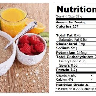 Superfoods Oatmeal Breakfast