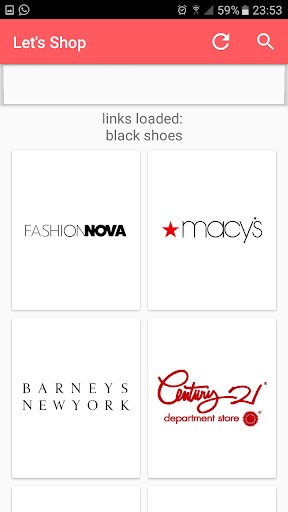 Let's Shop - Compare stores - Fashion shopping screenshot 5