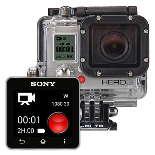 GoPro Remote for SmartWatch 2 - Apps on Google Play