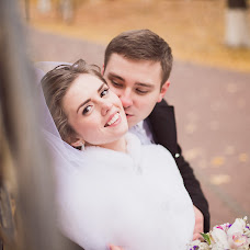 Wedding photographer Viktoriya Bolotova (poosa). Photo of 28.10.2014
