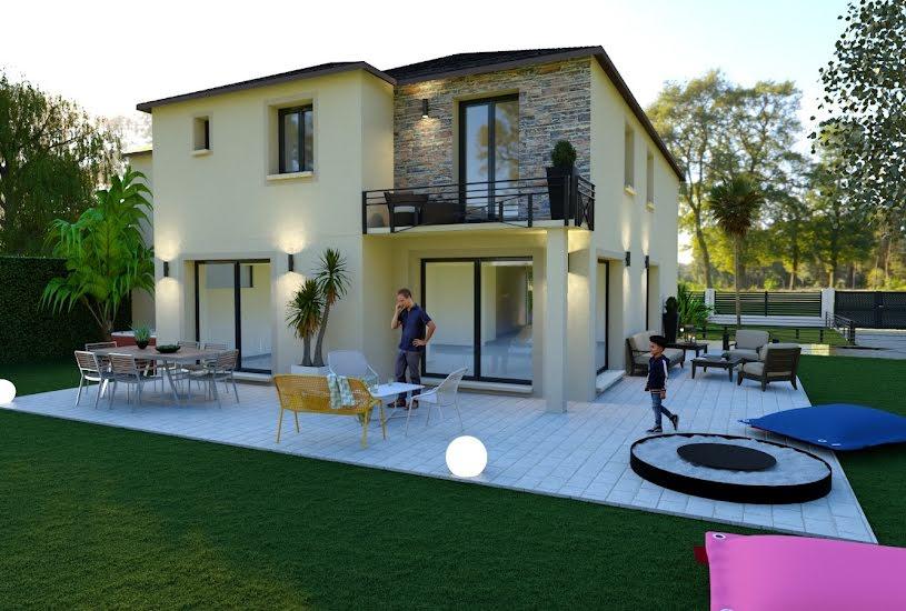 Vente Terrain + Maison - Terrain : 1246m² - Maison : 180m² à Mittainville (78125)