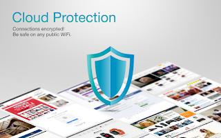 Screenshot of Puffin Browser Pro