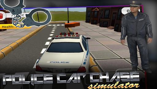 模擬必備APP下載|警方追車模擬器 好玩app不花錢|綠色工廠好玩App