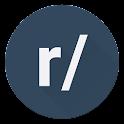 r for Reddit icon