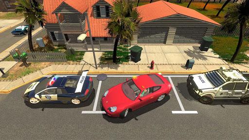 Police Car Parking Mania 3D Simulation filehippodl screenshot 9