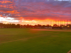 Photo: Sunset Over Eaglecreek