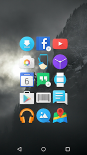 Muffin - Icon Pack- screenshot thumbnail