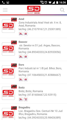 SmartDiesel Network screenshots 2